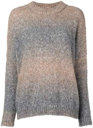 Snobby Sheep faded oversized sweater