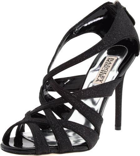 Badgley Mischka Platinum Women's Junebug Sandal