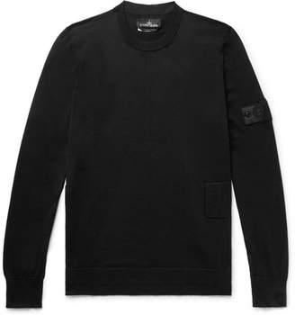 Stone Island Shadow Project Cotton Sweatshirt