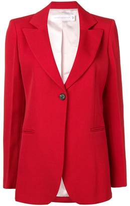 Victoria Beckham fitted suit jacketwide