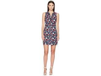 Kate Spade Daisy Jacquard Sheath Dress Women's Dress