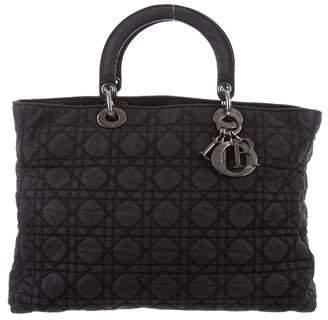 Christian Dior Large Lady Dior Bag