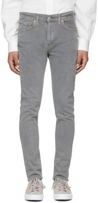 Levi's Levis Grey 510 Skinny Jeans