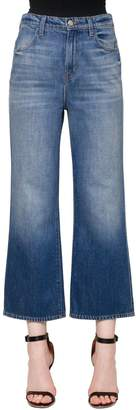 J Brand High Rise Joan Wide Leg Denim Jeans
