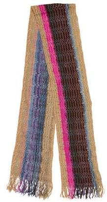Missoni Knit Stripe Scarf