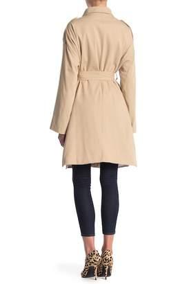 Lush Long Trench Coat