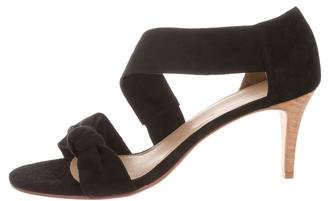 Ulla Johnson Suede Heel Sandals