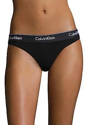 Calvin Klein Underwear Women's Modern Cotton Bikini Briefs