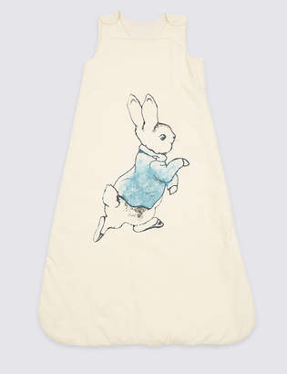 Marks and Spencer Peter Rabbit 2.1 Tog Pure Cotton Sleeping Bag