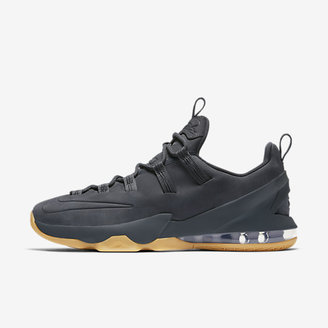 LeBron XIII Low Premium Men's Basketball Shoe $150 thestylecure.com