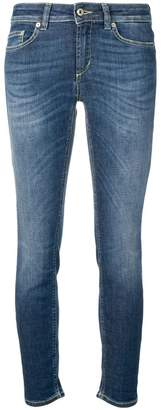 Dondup mid rise skinny jeans