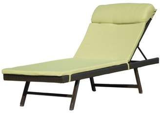 Hanover ORLEANS2PCCHS Orleans Long Resin Wicker Outdoor Chaise Lounge Chair