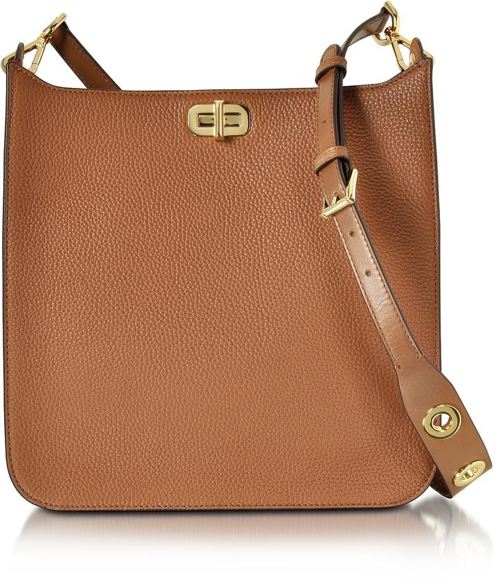 MICHAEL Michael KorsMichael Kors Sullivan Large NS Leather Messenger Bag
