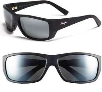 Maui Jim 'Wassup - PolarizedPlus(R)2' 61mm Polarized Sunglasses