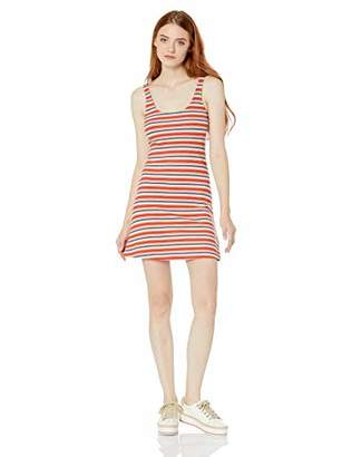 Volcom Junior's Women's Tail Slide Fit and Flare Tank Dress