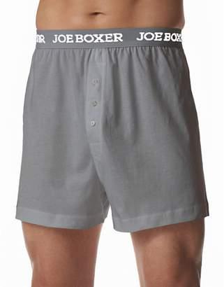 Joe Boxer Classic Fit Cotton Loose Boxer 2 Pack