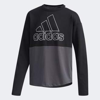 adidas (アディダス) - 長袖Tシャツ