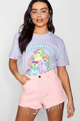 boohoo Harper My Little Pony T-Shirt