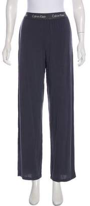 Calvin Klein Collection High-Rise Lounge Sweats