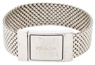 Prada Link Bracelet