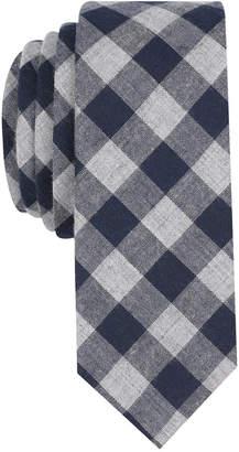 Original Penguin Men's Boysen Check Skinny Tie, Created for Macy's