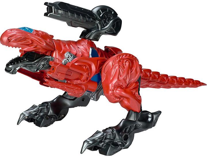 Power Rangers Epic Battle Dino Zord and Red Ranger