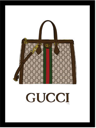 ab62cf9c2d0 Gucci Fairchild Paris Tote-Ally