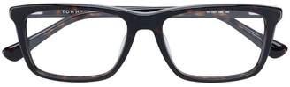 Tommy Hilfiger square-frame glasses