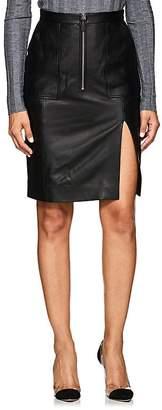 Altuzarra Women's Pollard Leather Pencil Skirt