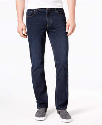 DKNY Men's Slim-Fit Straight-Leg Jeans