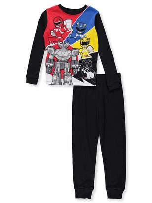 Power Rangers Little Boys' 2-Piece Pajamas