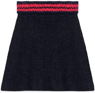 Tweed skirt $990 thestylecure.com