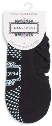 Yoga Barre Socks