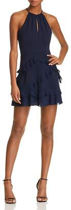 Parker Phoenix Tiered Ruffled Dress