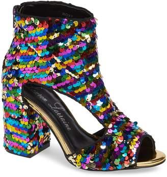 Lauren Lorraine Roxy Sequin Sandal