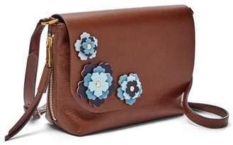 Fossil Maya Small Crossbody Handbags Brown Multi