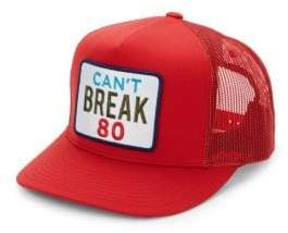 Cartier G/FORE G/FORE Men's Can't Break 80 Trucker Hat - Scarlet