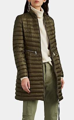 Moncler Men's Long Puffer Jacket - Green