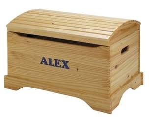 Harriet Bee Nyman Personalized Captain's Chest Toy Box