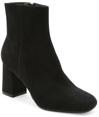 Women's Andre Assous 'Lyanna' Patchwork Block Heel Boot $264.95 thestylecure.com