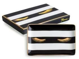 Rosanna Metallic Eyelashes Trinket Tray