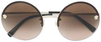 Versace Eyewear round shaped sunglasses