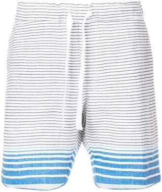 Lemlem Ombre Stripe Shorts