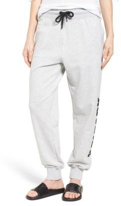Women's Ivy Park Logo Jogger Pants $52 thestylecure.com