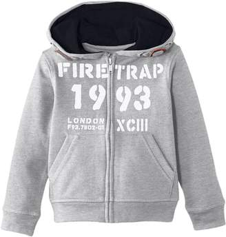 Firetrap Boy's Zip Up Hoodie
