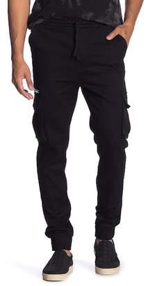 nANA jUDY Utility Pocket Jogger Jeans