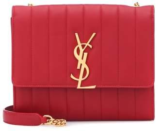 Saint Laurent Vicky Wallet leather shoulder bag