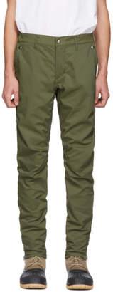 Nonnative Green Alpinist Easy Trousers