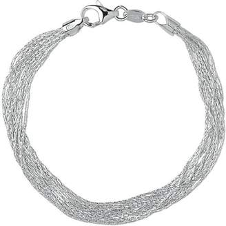 Links of London Sterling Silver Essential 10-Strand Bracelet