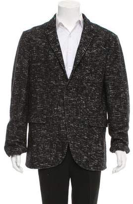 John Varvatos 2014 Virgin Wool Jacket